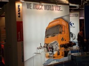 ricambi veicoli industriali e commerciali Automechanika
