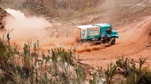 dakar 2015 camion