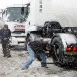 catene da neve per camion